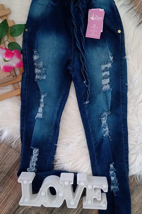 Calça jeans Jogger 40