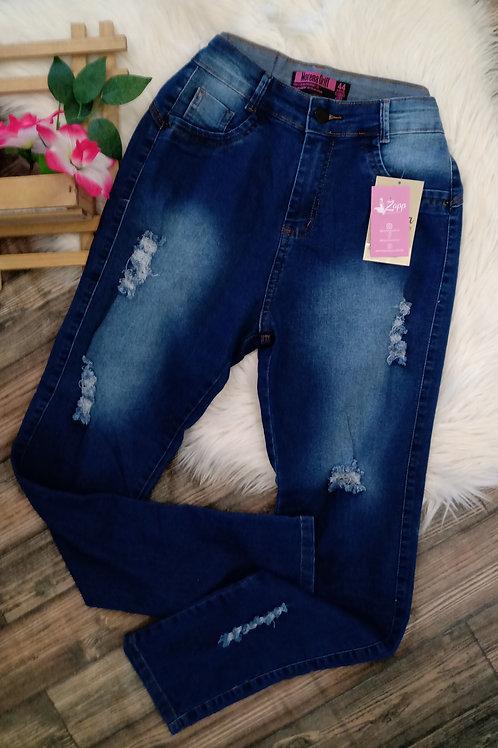 Calça jeans skinny 44