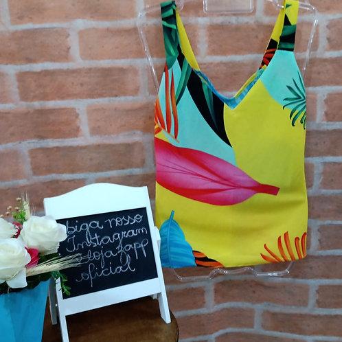 Blusa Alcinha Color P
