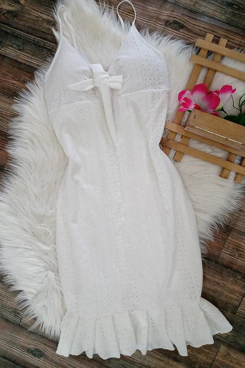 Vestido Branco Lesie M