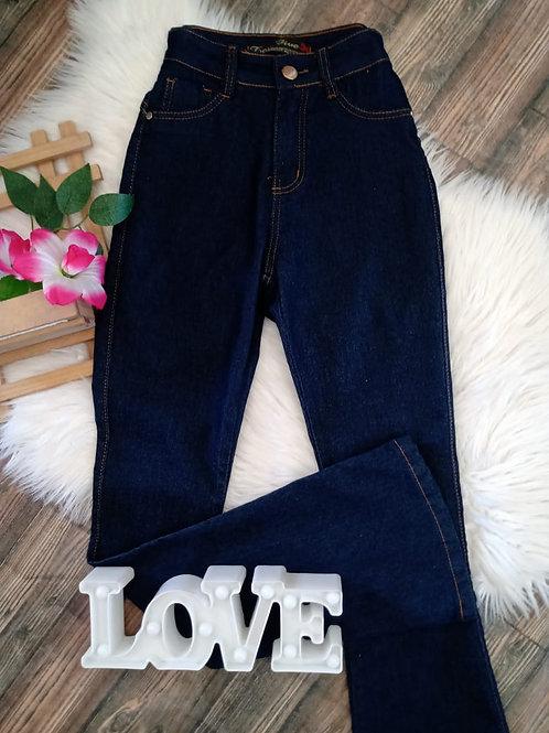 Calça Flare jeans 42