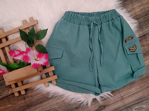 Shorts Army Verde G