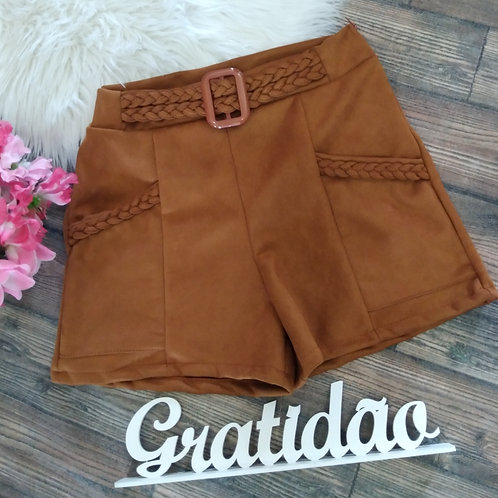Shorts Suede M