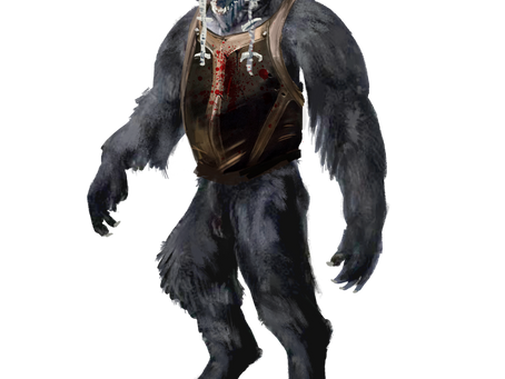 Monsters from the Bestiary