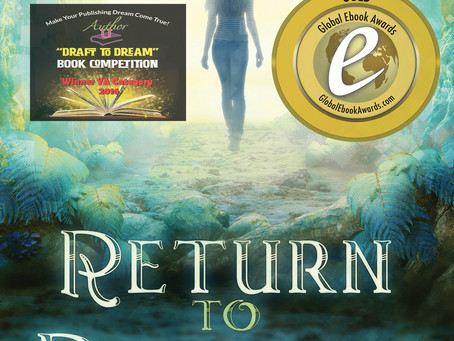 Return to Royalty is a Gold Medal Winner!