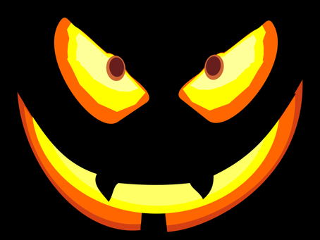 Halloween Story – Part two!
