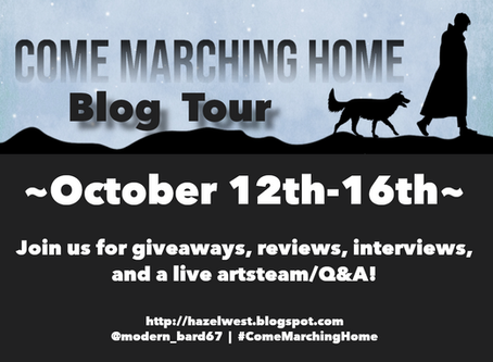 New Book Spotlight - Come Marching Home