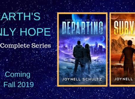 Spotlight: Earth's Only Hope Series