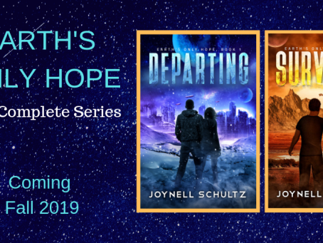 Spotlight: Earth's Only Hope Series