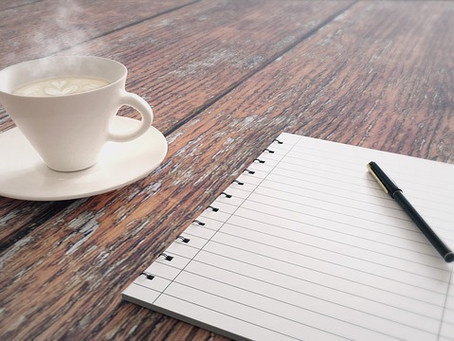 15 THOUGHTS EVERY WRITER HAS WHEN THEY AREN'T WRITING