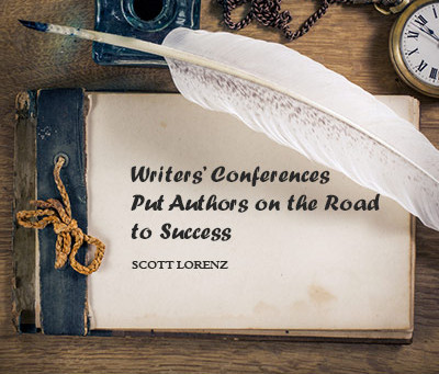 Terrific List of Writers' Conferences for 2017