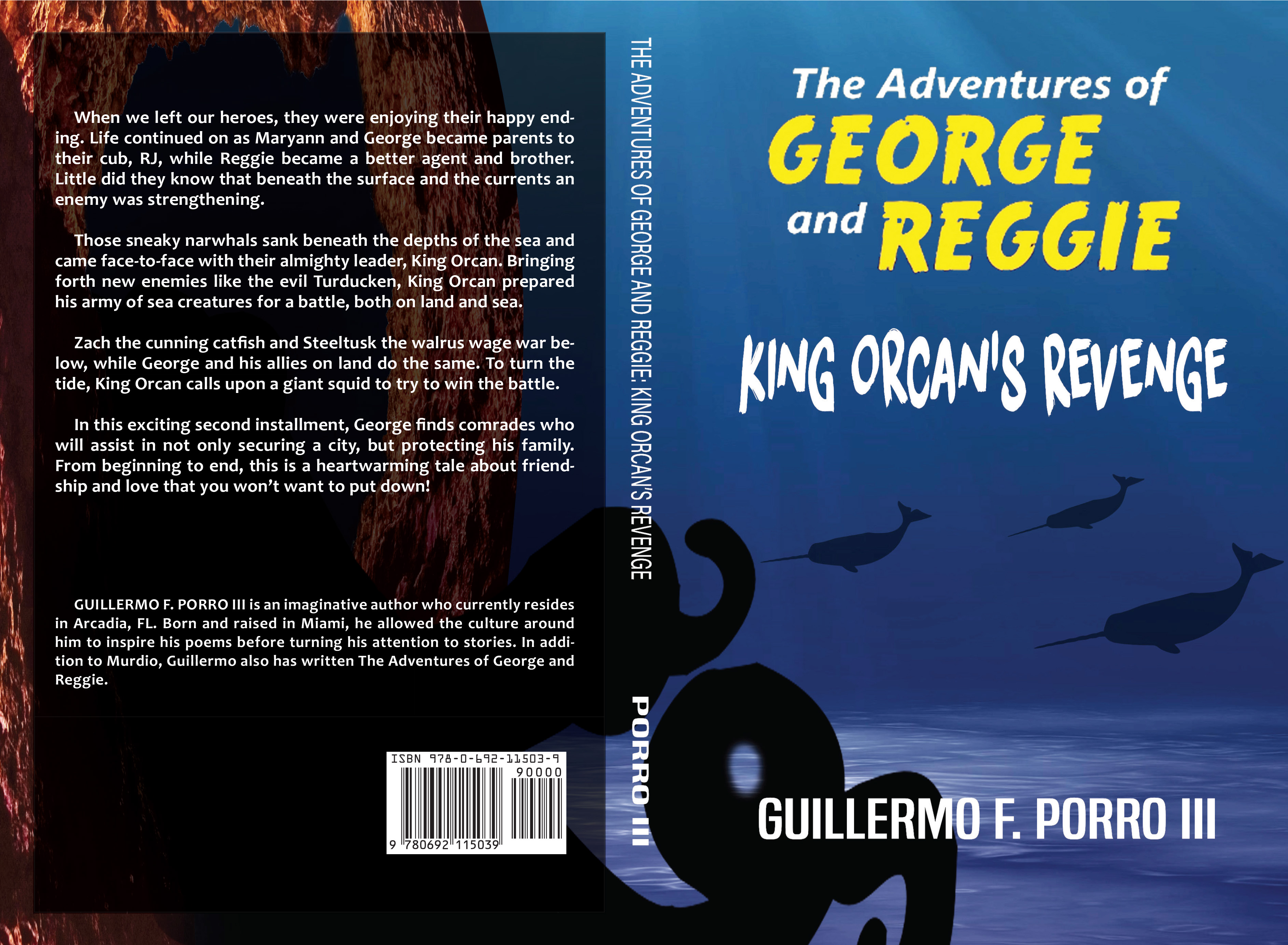 George and Reggie 2
