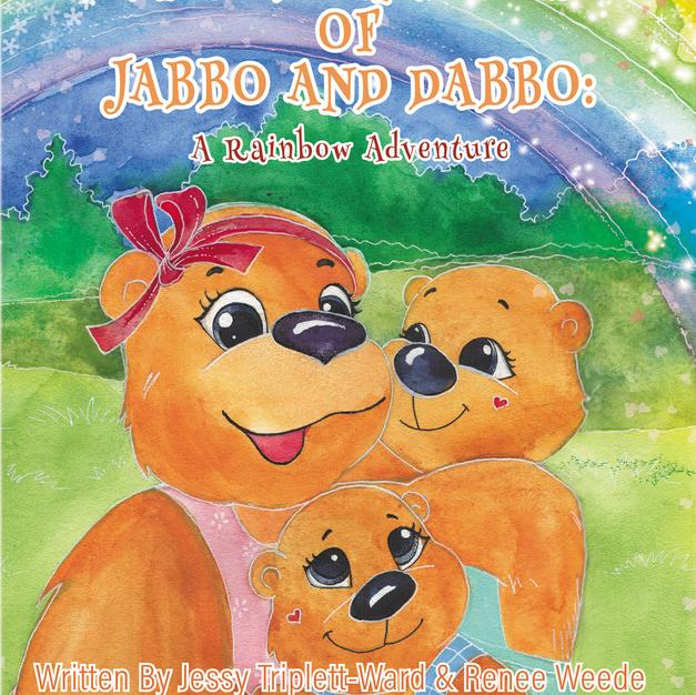 Jabbo and Dabbo: A Rainbow Adventure