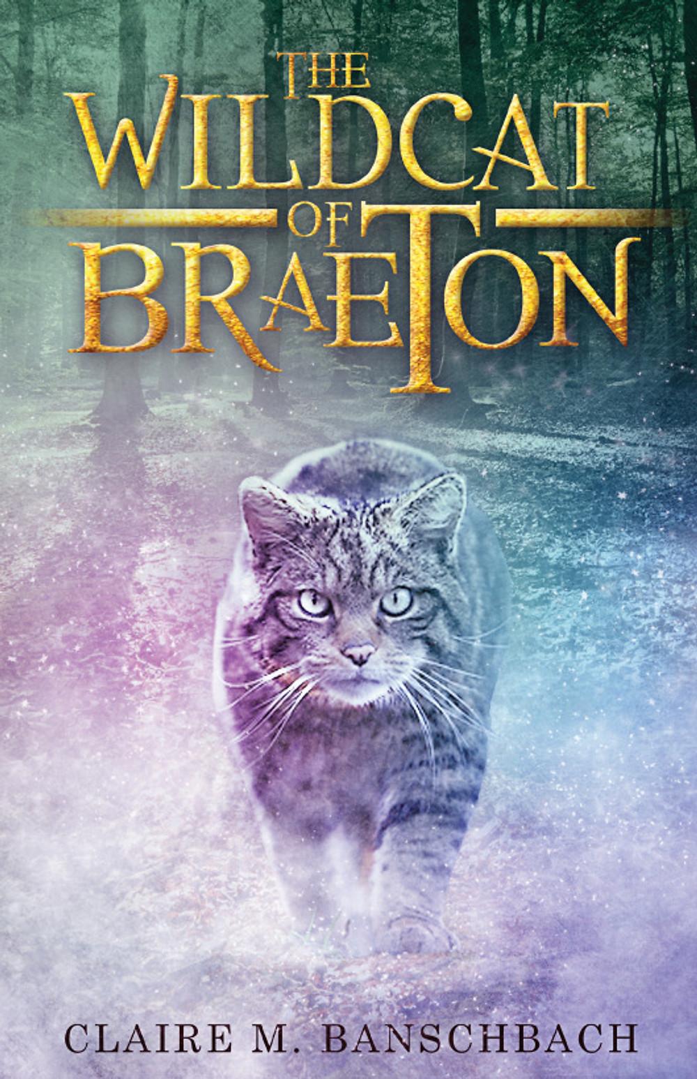 Wildcat of Braeton Webcover