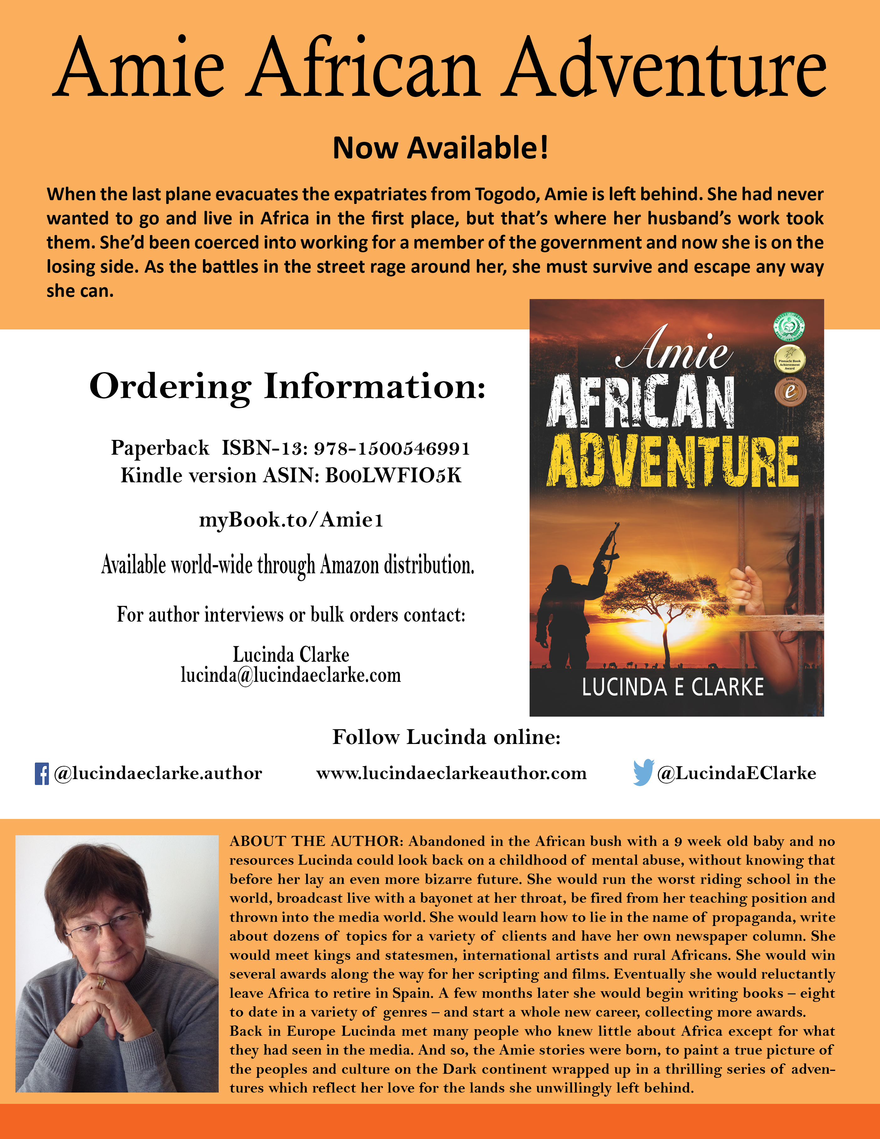 Lucinda One-Sheet