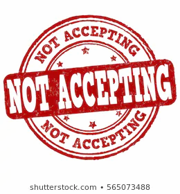 Rejection: A Writer's Rite of Passage