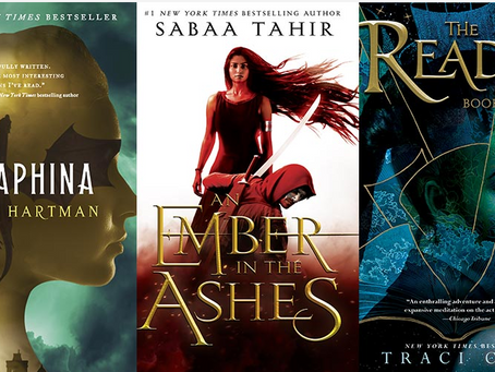 The Best 10 Books For YA Fantasy Lovers