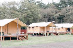 camp site PNW
