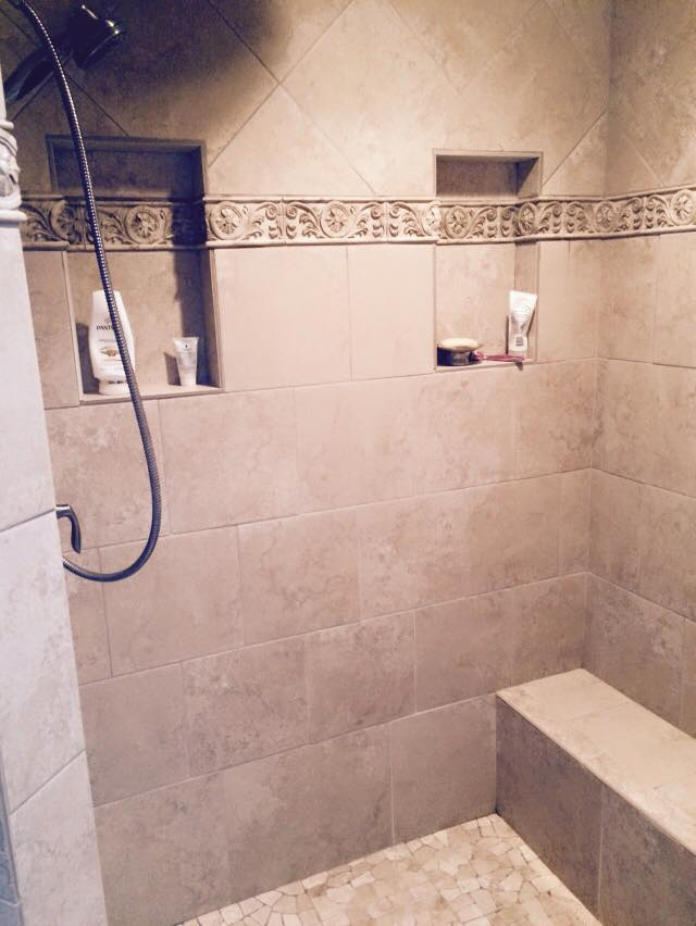 Shower Alcove