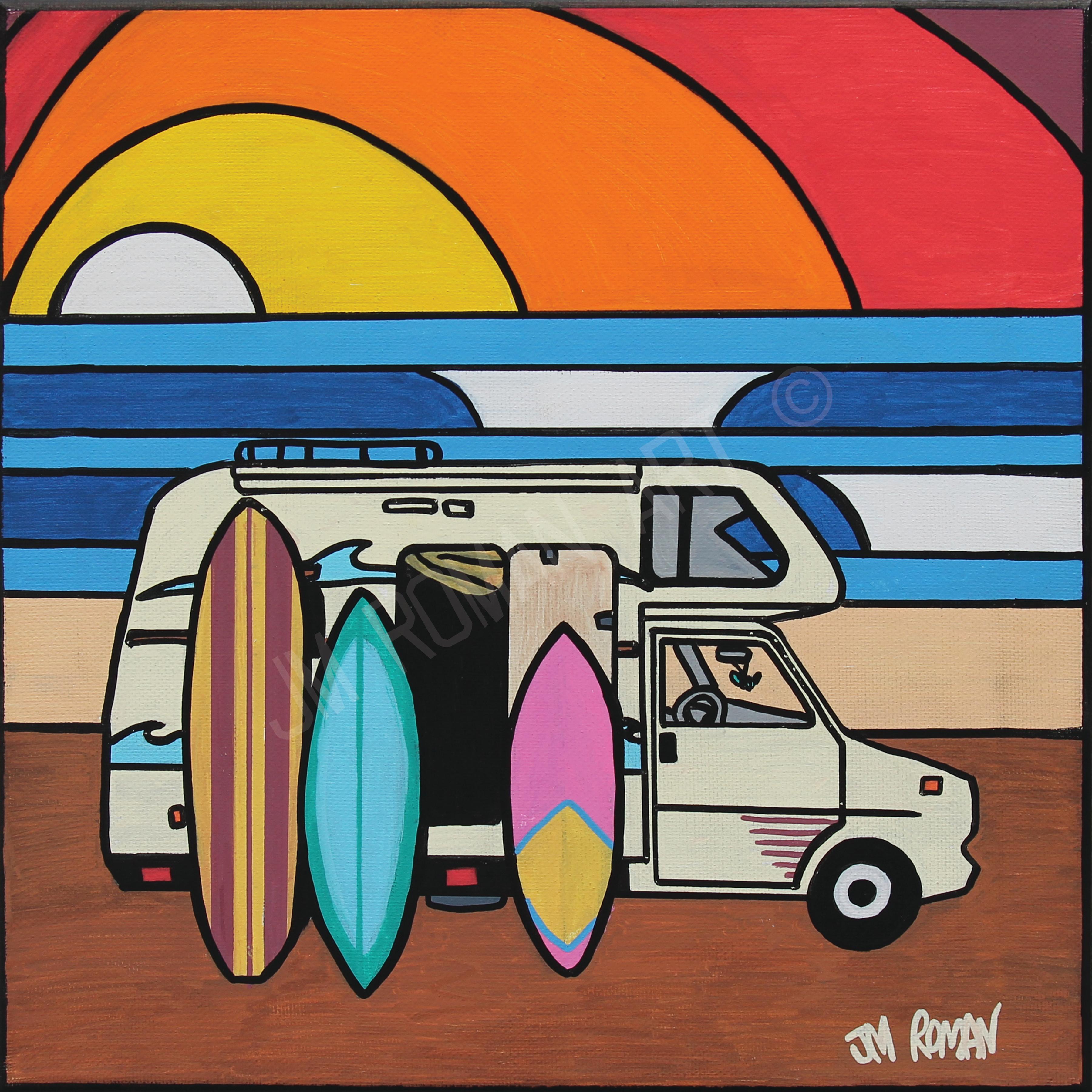 Surf Camper
