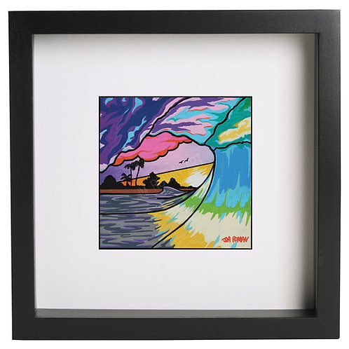 The Wave 12 x 12 in (Print)