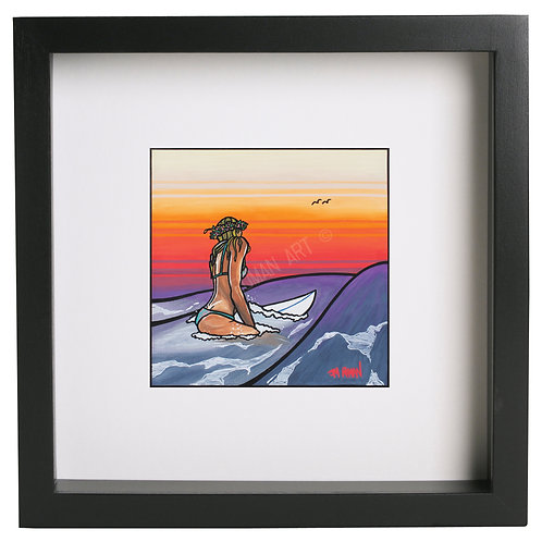 The Next Wave 12 x 12 in (Print)