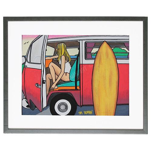 Van Life 8 x 10 in (Print)