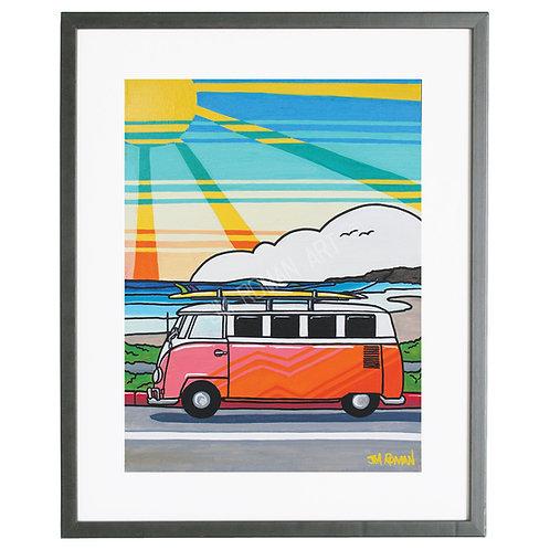 Sunny Day 8 x 10 in (Print)
