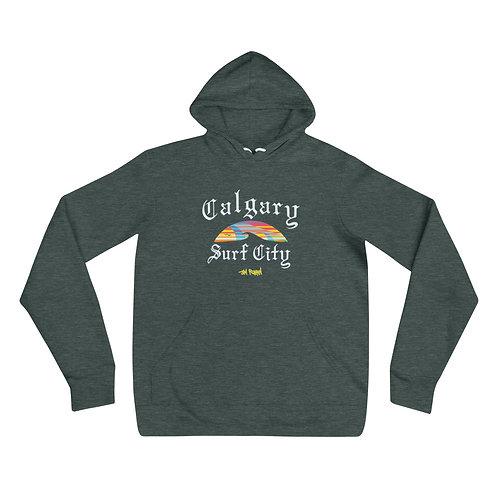 Calgary Surf City Unisex hoodie