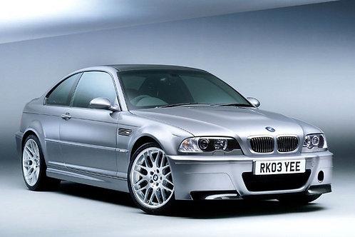 BMW E46 M3 3.2