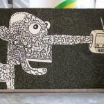 pinochio lies  tv  graffity