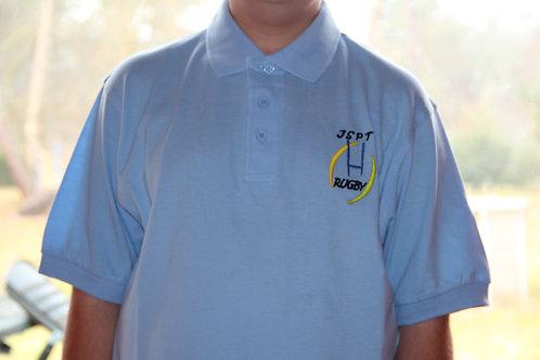 Polo avec logo JSPT brodé