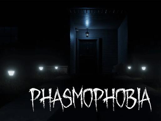 Review | Phasmophobia, um simulador de caça-fantasmas