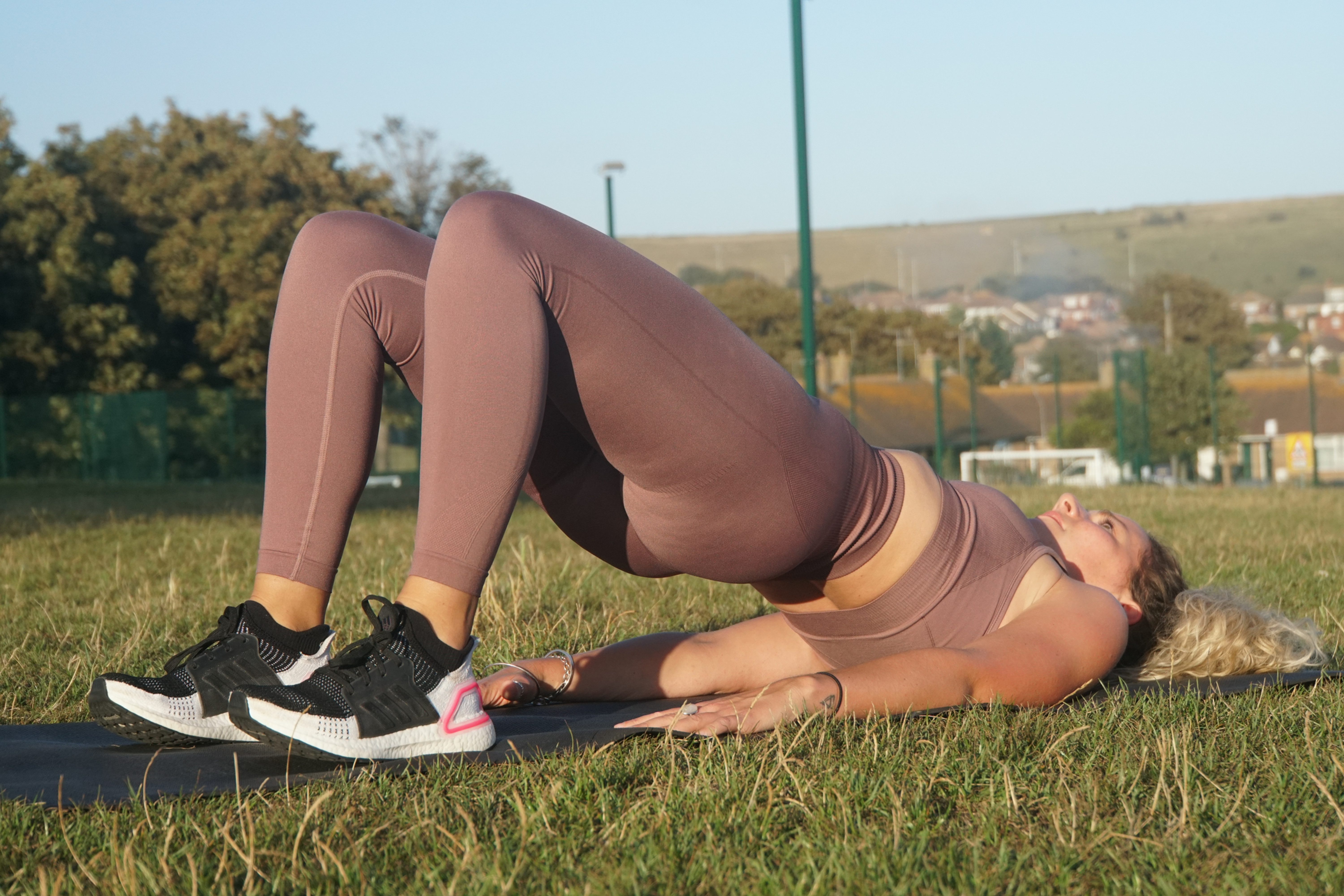 Online Glutes and Core