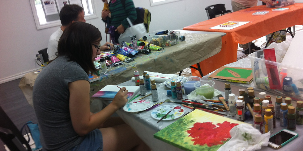 MOSA Open Studio 8/11