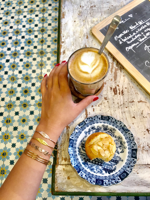 Where to go in Brussels for a good cafe latte?!