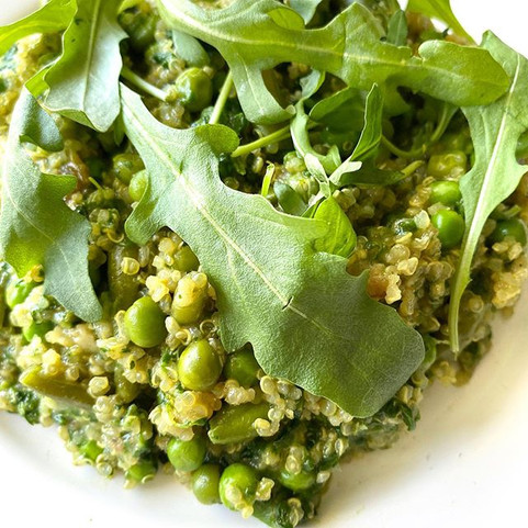 Quinoa and Rocket Salad