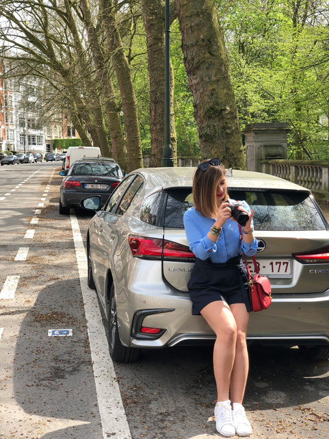 Discovering Belgium with Lexus, Part 2;  Brussels