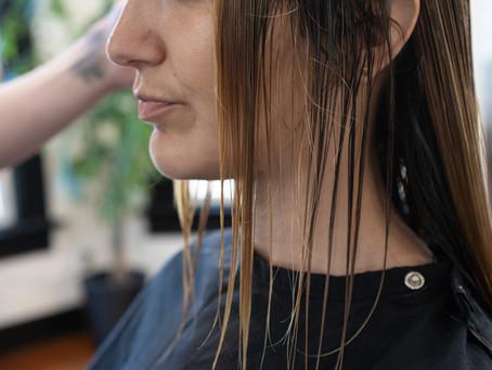 Quarantine Hair Care