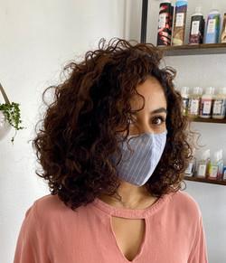 curly hair sara leahy