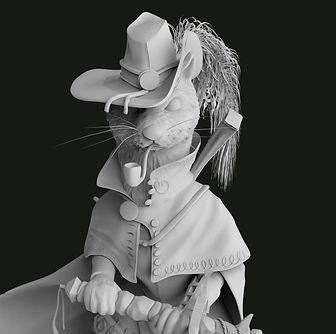 I LIKE 3D #18 - Sara Masperi