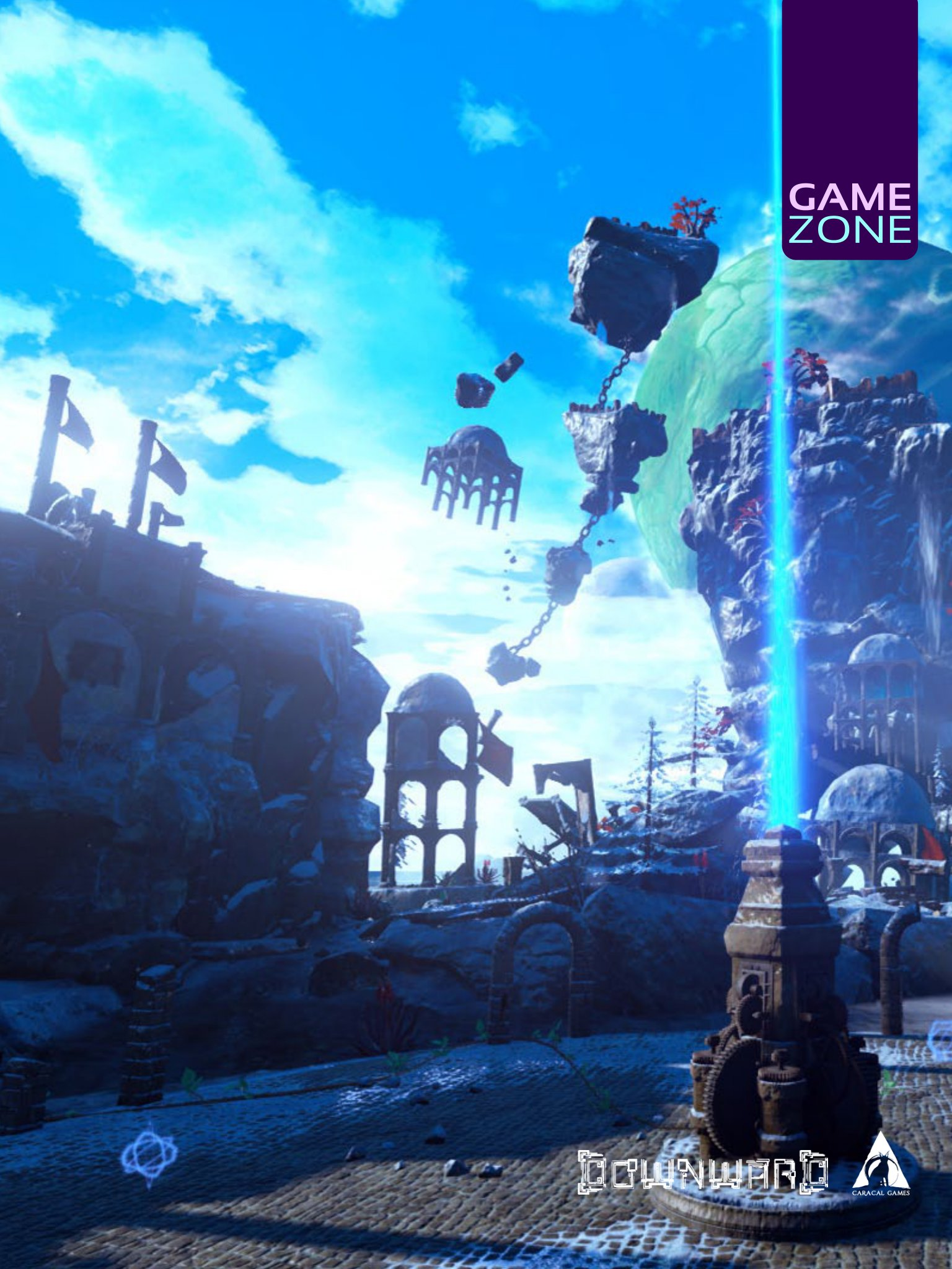 Game Zone | Downward - I Like 3D #16