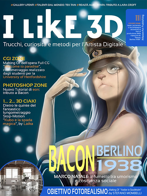 I LIKE 3D - Numero 11