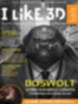 Cover I Like 3D #14