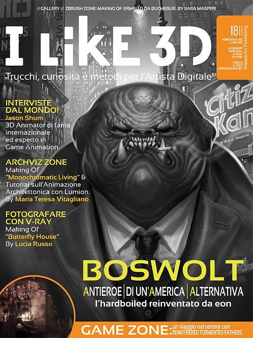 I LIKE 3D - Numero 18
