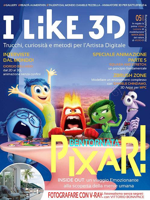 I LIKE 3D - Numero 5