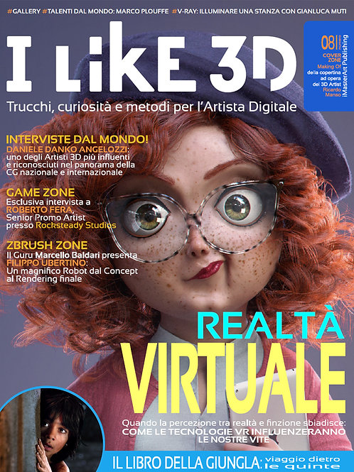 I LIKE 3D - Numero 8