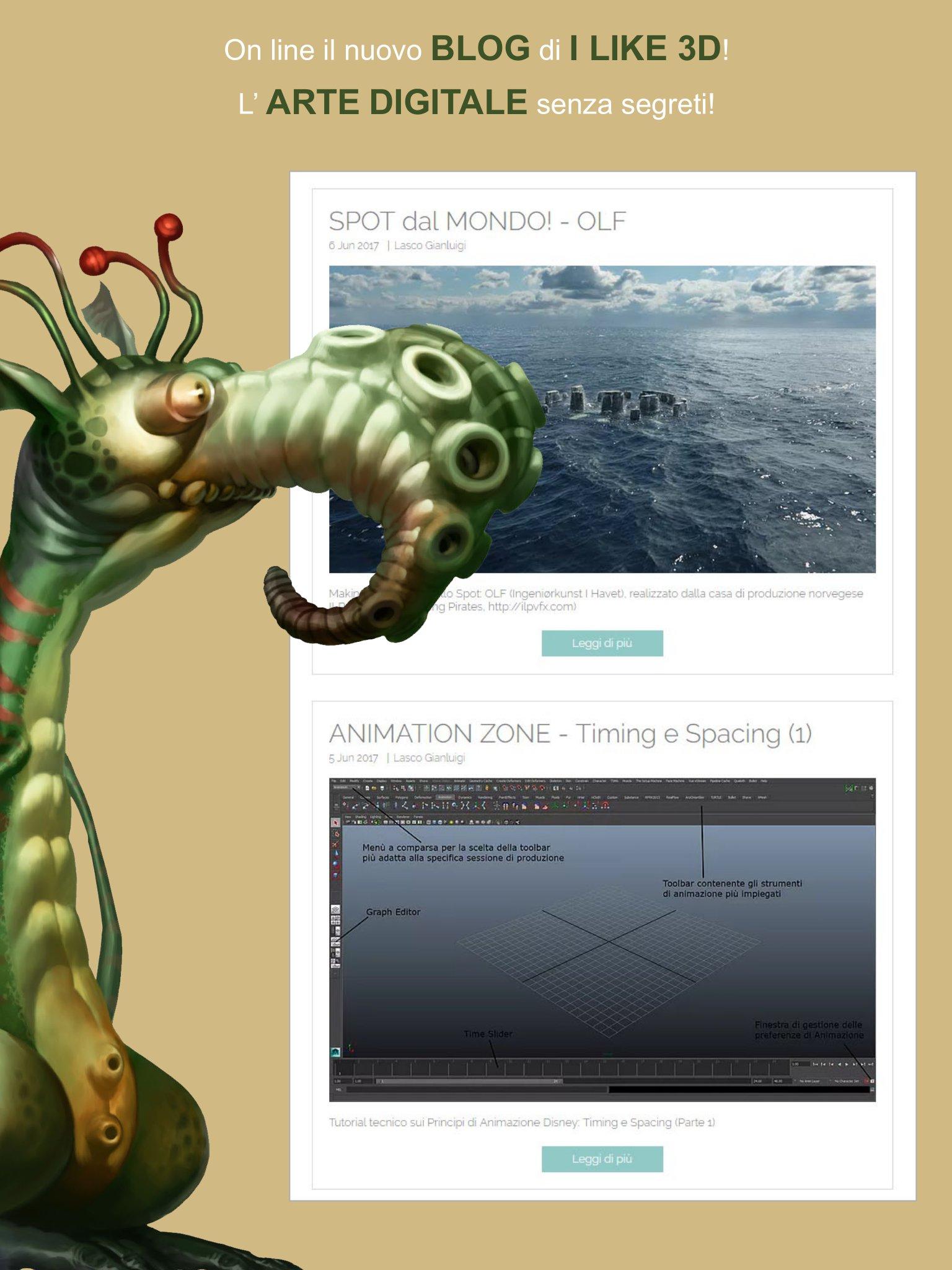 Blog I LIKE 3D