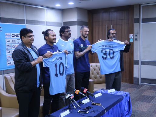 PJ City FC strengthens squad with two new signings