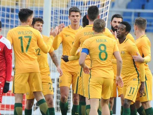Australia to play friendly matches against Malaysia and Petaling Jaya City FC ahead of 2020 AFC U-23